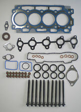 HEAD GASKET SET BOLTS 206 207 307 308 407 PARTNER 1.6 HDi 75 90 110 BHP 2004 on