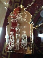 Byzantine Orthodox Christian Church pyx Tabernacle home communion chalice set