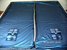 2 X Wassermatratzen dual Auslaufschutzfolie Thermotrennfolie Softside