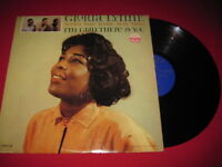 GLORIA LYNNE WITH THE EARL MAYO TRIO LP - VOCAL JAZZ