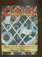 CLASSIC BIKE SPECIAL CLASSIC MOTORCYCLE MECHANICS MAGAZINE