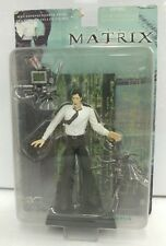 "THE MATRIX - MR. ANDERSON 6"" ACTION FIGURE - MOC - 2000 - N2TOYS"
