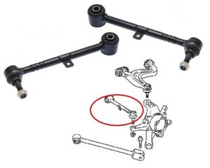 REAR UPPER CONTROL TRAILING ARM LATERAL ROD BALL JOINT for LEXUS IS200 IS300