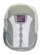 Nfl New York Giants Gray & White Team Backpack