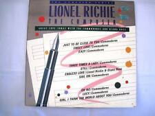 LIONEL RICHIE The Composer(Vinyl)-Great Love Songs-w/The Comodores & Diana Ross