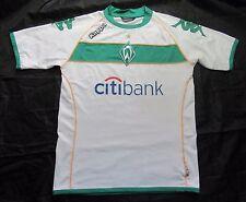 Werder Bremen away shirt jersey KAPPA 2008-2009 German Club PERFECT men SIZE XL
