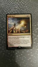 🗡️ SOLAR BLAZE 216/264 War of the Spark RARE MTG Magic the Gathering