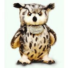 """Yomiko Classics Owl 8"""" Plush, NEW  by Russ Berrie"""