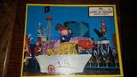 DISNEY Babes In Toyland Jaymar Inlaid Tray Puzzle 2766-29 Vintage 1961