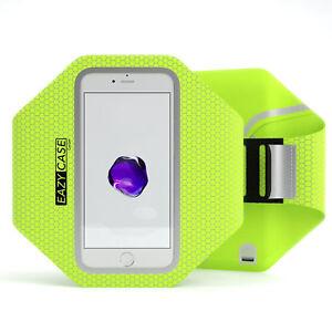 Universal Sport Phone Armband Bag Jogging Smartphone Fitness Arm Band Green