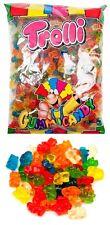 Trolli Gummi Bears 2kg Bag Lollies Sweets Party Favors Gummy Bear Candy Buffet