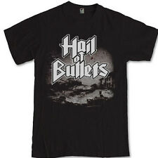 HAIL OF BULLETS tee old school metal band Houwitser S M L XL 2XL 3XL t-shirt