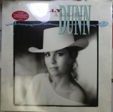 Country Sealed! Lp Holly Dunn The Blues Rose Of Texas On Warner Bros.