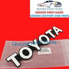 NEW TOYOTA OEM LAND CRUISER 85-87 BJ70 GENUINE FRONT GRILLE EMBLEM 75311-90K00