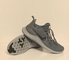 Men,s Nike Free Tr 8 Running Shoes Sz 10 Cd9473 011- Cool Grey Black