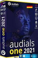 Audials One 2021 Vollversion Streaming Rekorder für TV Film Radio Musik ESD NEU