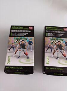 2 x Bort EpiContur® Sport Epicondylitis Soft Spange Unterarm Bandage Tennisarm