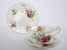 Adderley England Fine Bone China Tea Cup And Saucer Set, Vintage Tableware