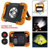 Portable LED Work Light Waterproof Emergency USB Rechargeable Lamp Power Bank WQ