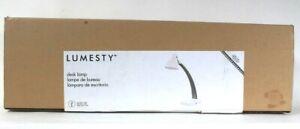 Global Electric Company 30069 Lumesty Designer Desk Lamp With USB Port 2.1 AMP
