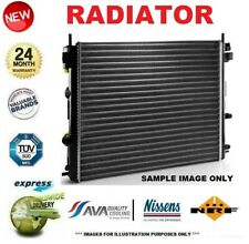 RADIATOR for HONDA CRX III 1.6 ESi 1992-1998