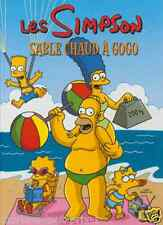 LES SIMPSON SABLE CHAUD A GOGO livre BD humour NEUF simpsons