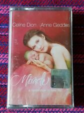 Celine Dion ~ Miracles ( Malaysia Press ) Cassette