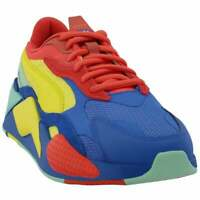 Puma RS-X³ Puzzle Lace Up Sneakers  Casual   Sneakers Blue Mens - Size 11 D