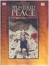 d20 Fantasy D&D Campaign Sourcebook: Splintered Peace (Hardcover New)