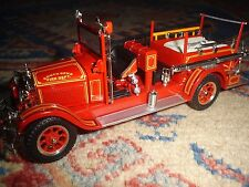 FDNY  – ENGINE – STUDEBAKER FIRE (SOUTH BEND FIRE DEPARTEMENT) - 1928
