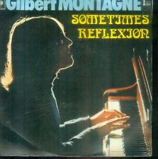 "7"" Gilbert Montagné/Sometimes (France)"