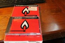 """ROLLING STONES VINTAGE """"FLASHPOINT"""" CD IN LONG BOX  MINT  1990"""