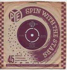 David Ede y la GO hombre, ve anoche para hombre * Ding-Dong John 1961 Reino Unido Pye 45