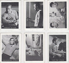Star Trek 1967 Leaf Trading Cards Reprint Set (72 cards) -new