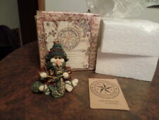 """Boyds Folkstone Collection """"Pearl Too.The Knitter"""" 1E-3241 Nib"""