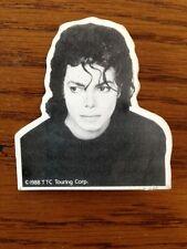 Michael Jackson 1988 Bad Tour Pin Rare Variation 2 Inch King Of Pop Original