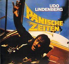 """UDO LINDENBERG """"PANISCHE ZEITEN"""" B.O. FILM LP 1980 TELEFUNKEN 6.24311"""