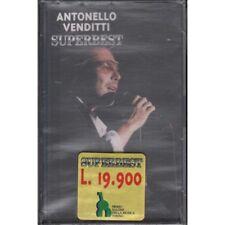 Antonello Venditti MC7 Superbest / RCA Sellado 0743214146446