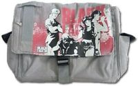 Great Eastern Entertainment Black Lagoon - Group Gray Messenger Bag