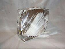 Daniel Swarovski Crystal Ray Paperweight 287100 Mib