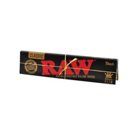 RAW Black King Size Classic Rolling Papers - Multi Buy listing - Genuine Raw