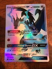 LEGGI LA DESCRIZIONE POKEMON GX EX MEGA ORICA M CHARIZARD X FULL ART READ BELOW