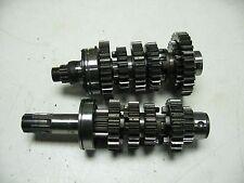Suzuki GS550 GS 550 SM232B. Engine transmission gears set