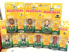 7 NEW Corinthian Headliners Heroes of The Gridiron White Greene Sanders Collins