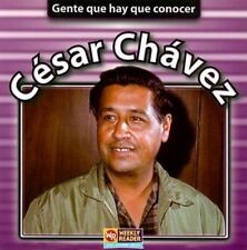 Cesar Chavez (Gente Que Hay Que Conocer (Paperback)) (Spanish Edition)