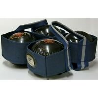 Crown Green Bowling Bowls Carrying Harness Holds 4