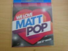 """Gang (uk) CD we Love Matt pop the 12"""" mixages (2013)"""