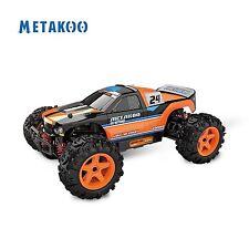 RC Geländewagen Elektro Buggy Auto Geschwindigkeiten 40km/h Maßstab 1:24