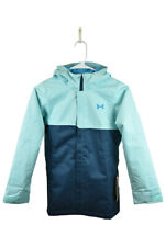 Under Armour Girls Coats & Jackets Jackets M Blue Polyester