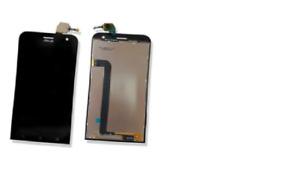 DISPLAY LCD VETRO TOUCH SCREEN PER ASUS ZENFONE 2 LASER 5.0 ZE500KLZ00ED NERO